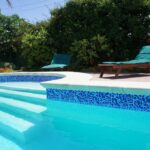 Puglia Holiday Villas - Relaxing by the pool