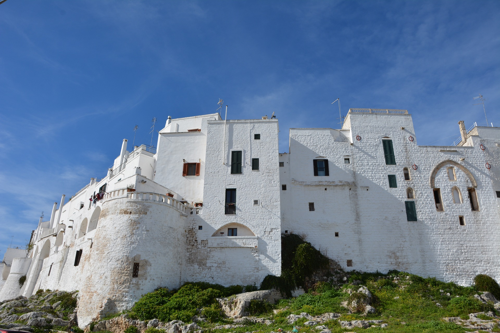 Otranto, fortified city on the Adriatic - Discover Puglia with us